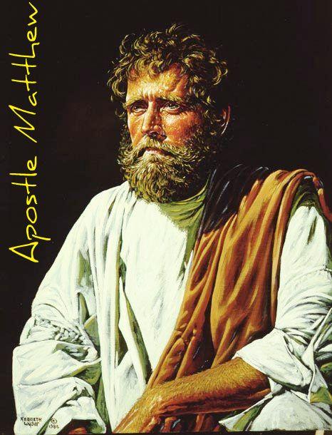 Apostolul Matei