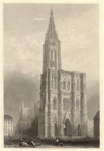 Catedrala din Strasburg