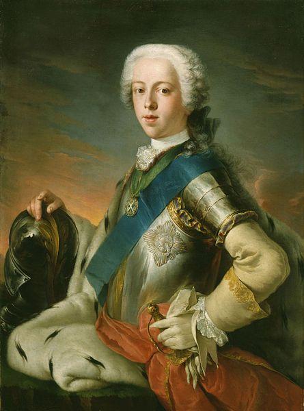 Charles Edward Stuart, Tanarul Pretendent