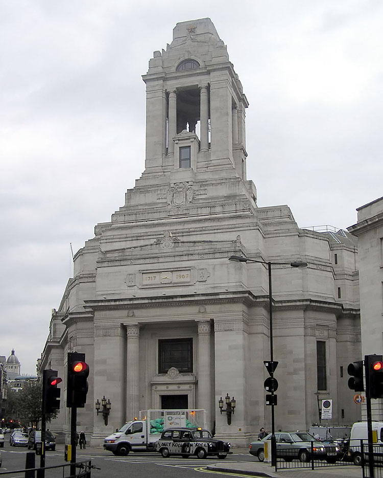 Freemasons Hall Londra