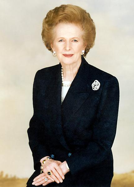 Baroneasa Thatcher