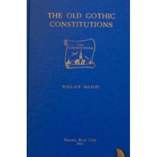 Constitutiile Gotice